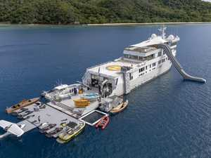 Eye-watering cost of hiring superyacht