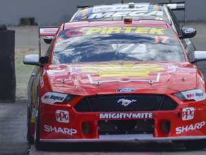 McLaughlin sweeps round at Winton