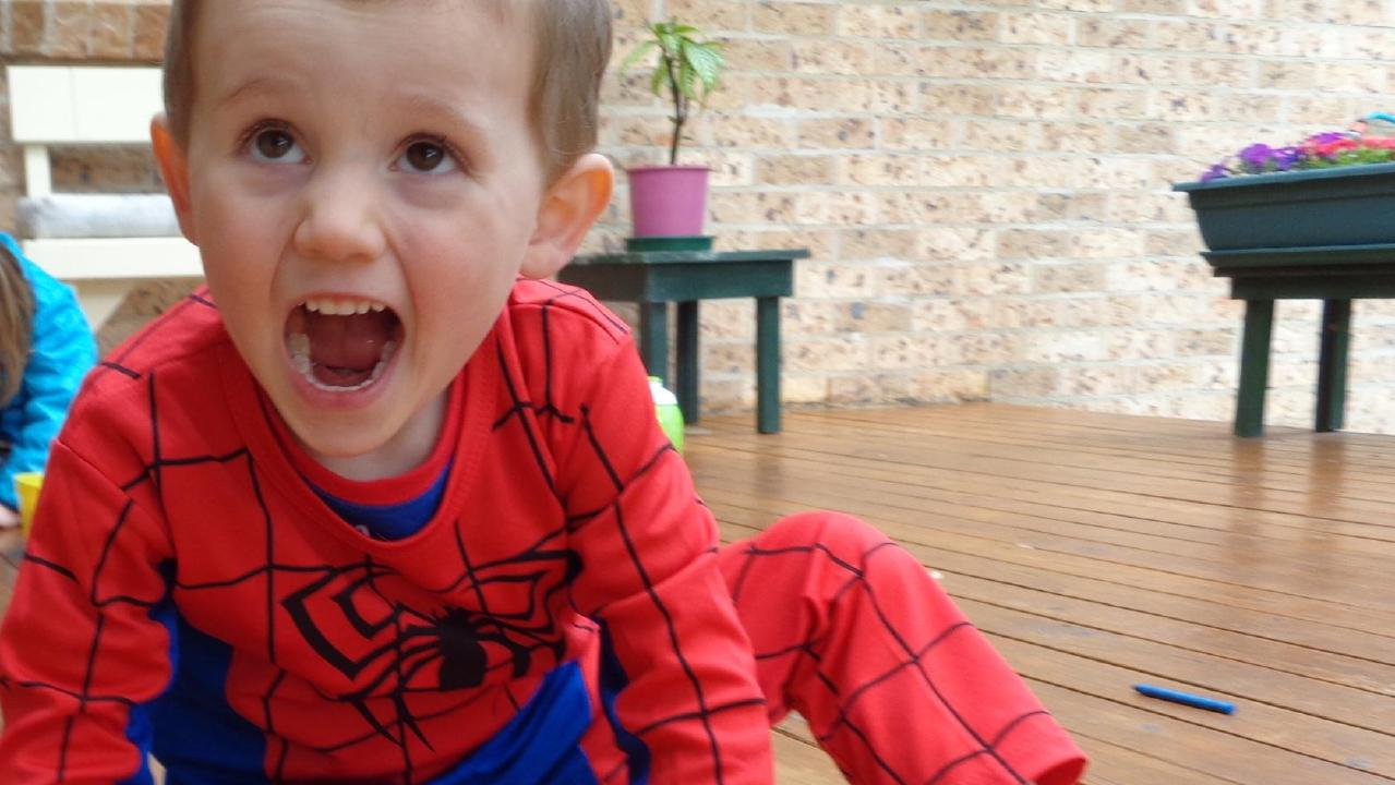 "William Tyrrell's mother said she was ""a bit worried"" about him during their last face-to-face encounter a few weeks before he disappeared."