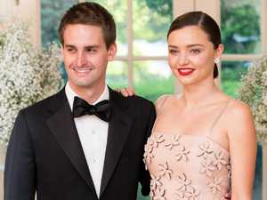 Miranda Kerr's big baby news