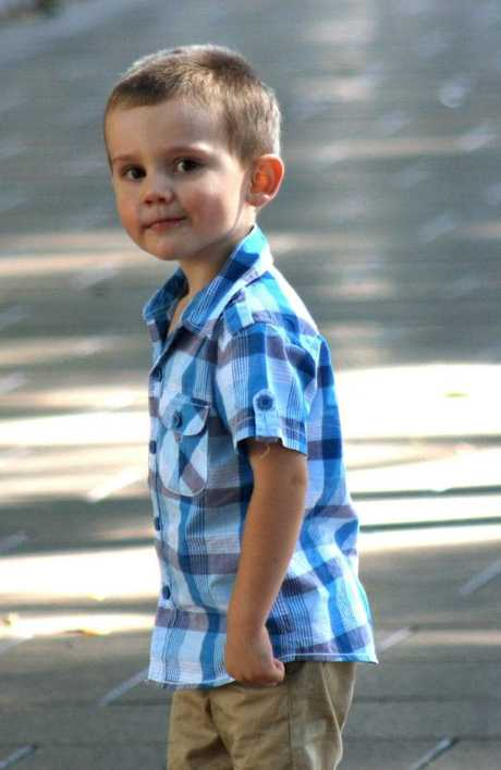 William Tyrrell, 3, went missing on September 12, 2014.