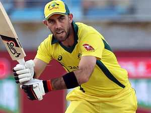 Maxwell thunders warning in Aussie win