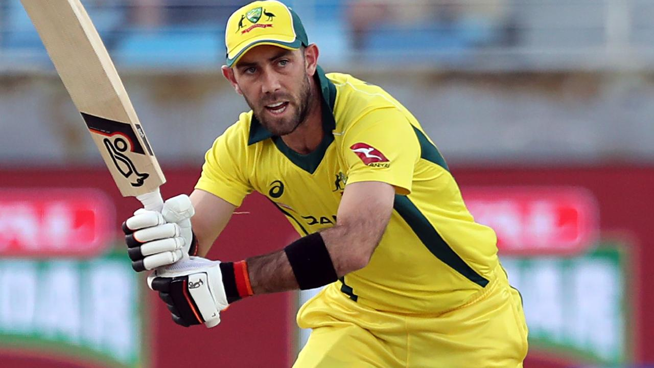 Glenn Maxwell has been in fine form. (Photo by MAHMOUD KHALED / AFP)