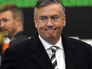 Eddie McGuire stands down over 'ignorant' joke