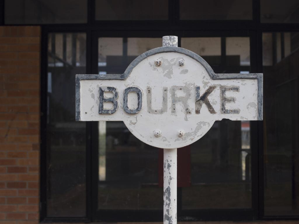 Shane Rose said he felt shunned by the town of Bourke after speaking out against Ronald Willoughby.