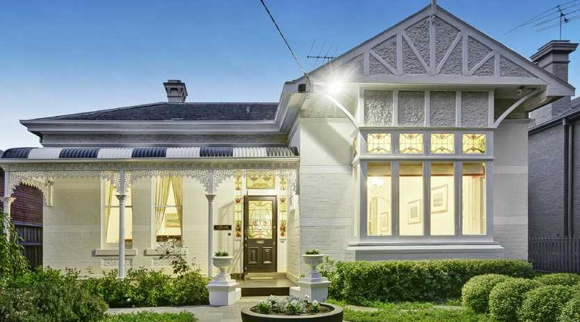 Good auction clearance rates are hiding some bad news for the property market.