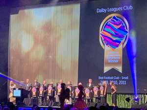 Legendary Dalby Leagues Club enters the Hall of Fame