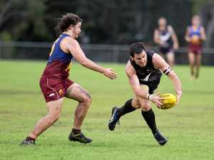 CQ Aussie Rules kicks off with rainy season opener