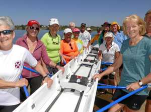 Clarence River diversity 'oarsome' say visiting rowers