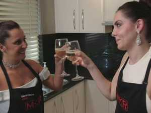 'It's intense': Sex scandal rocks MKR dinner table