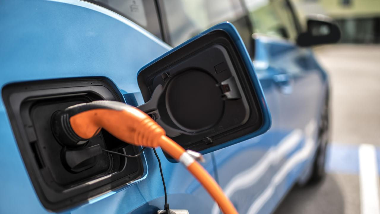 Encouraging more electric car sales is a key plank of Labor's emissions reduction target.