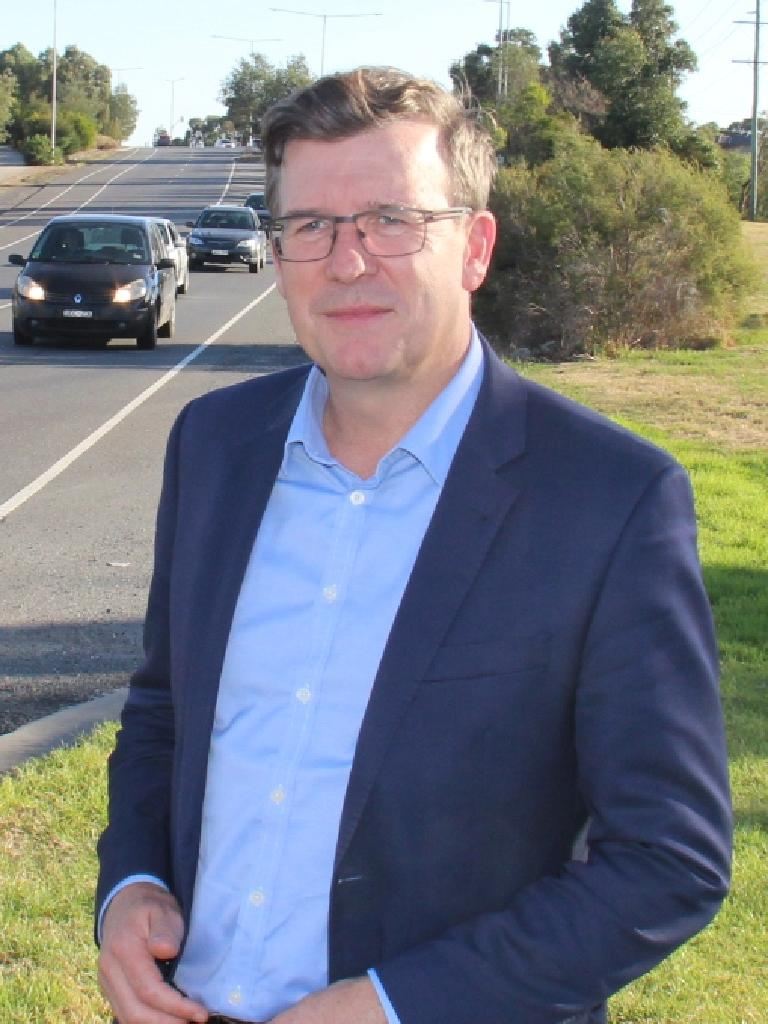 "Minister for Cities Alan Tudge said the Richmond Bridge project was a ""game-changer for people in northwest Sydney""."