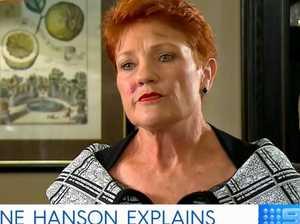 Pauline Hanson's unwilling turn as reality villain
