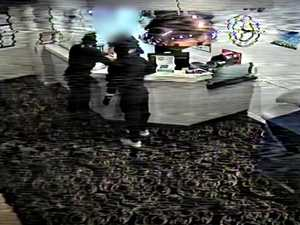 Upper Dawson Road robbery