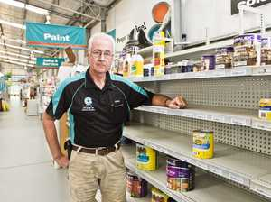 Why my shelves are bare: Businessman to make comeback