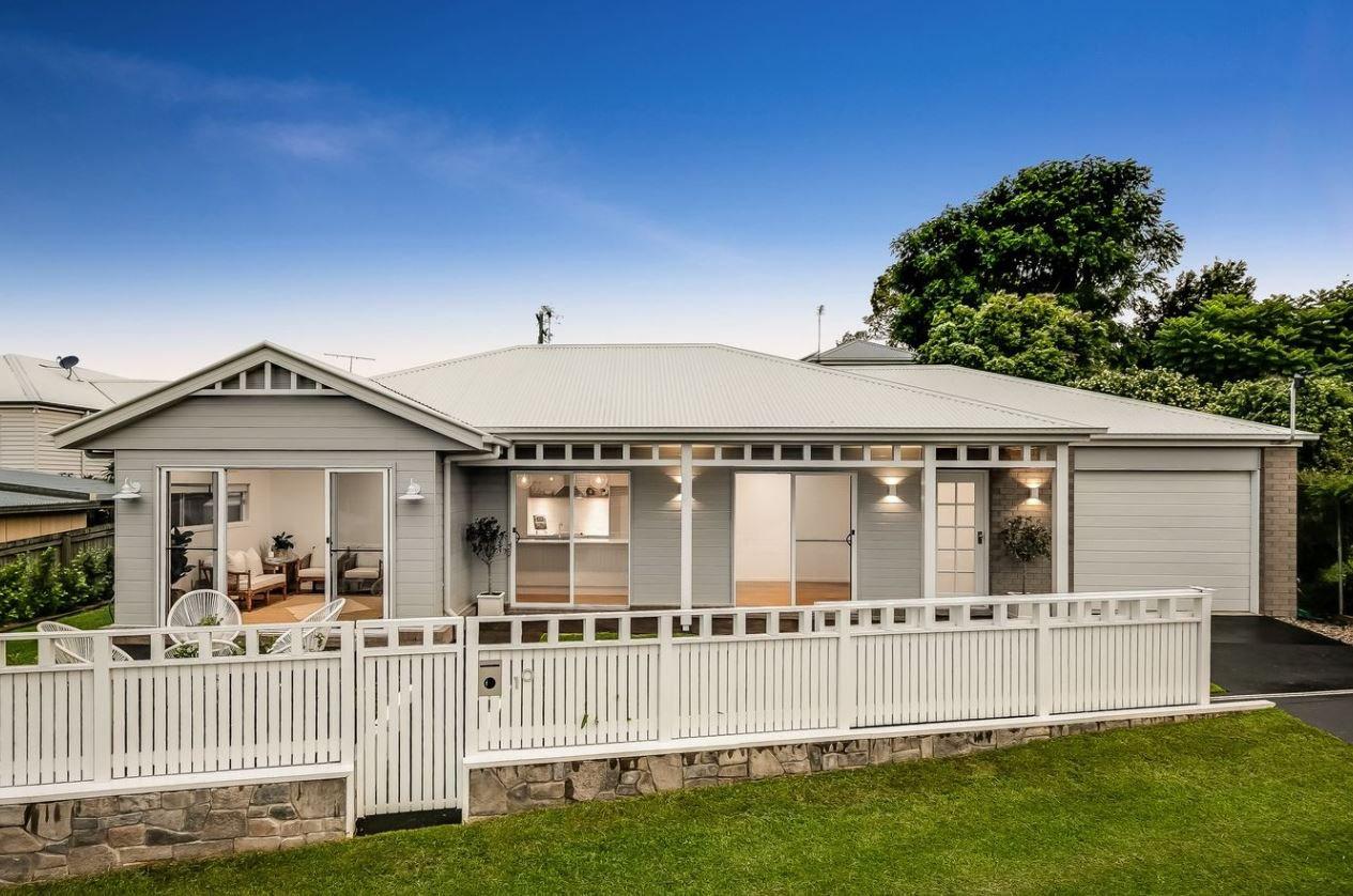 10 Herbert St, East Toowoomba, is for sale.