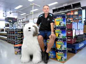 How to win a Dulux Paint plush toy dog