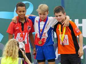 31 medals: Ipswich athletes share in terrific state effort