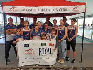 Competitors to battle it out twice at the Roma Double Tri