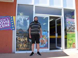 DVD store bucks the trend and opens shop in Rockhampton