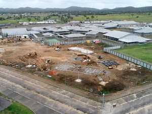 WATCH: Epic Capricornia prison expansion captured by drone