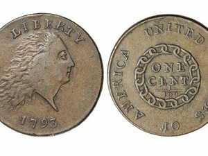 Rare US penny could fetch $40,000 at Sydney auction