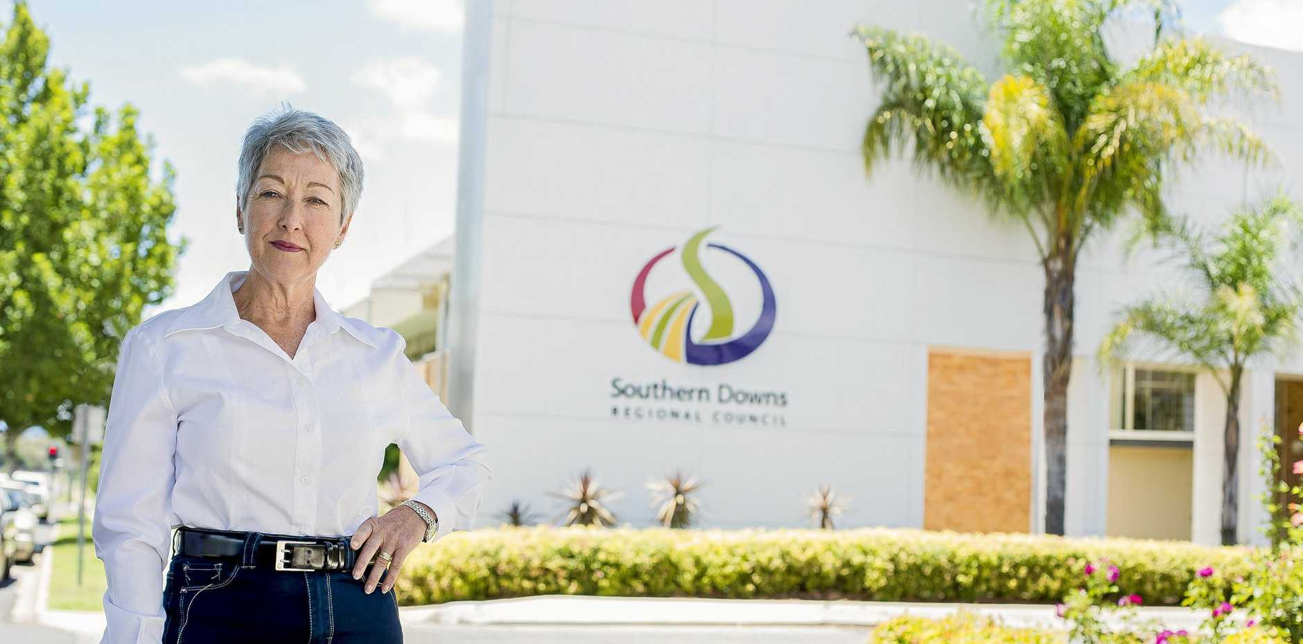 Southern Downs Regional Council mayor Tracy Dobie has taken aim at Member for Southern Downs James Lister.