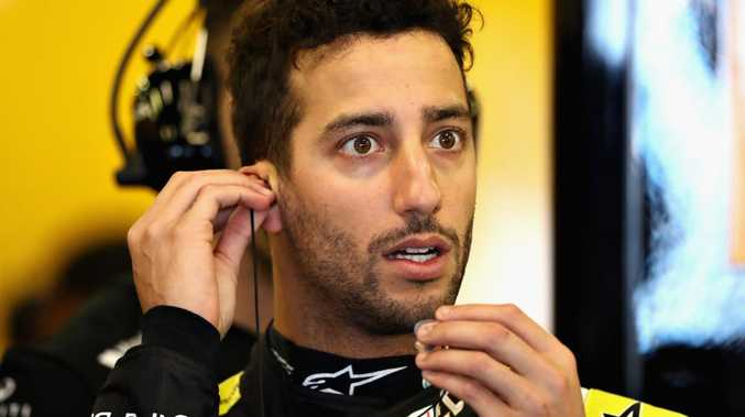 Ricciardo admits to 'overdriving the situation' at Renault