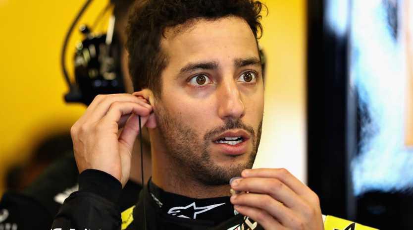 Things can always get worse for Daniel Ricciardo.