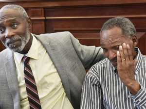 Men cleared after 43 years in jail