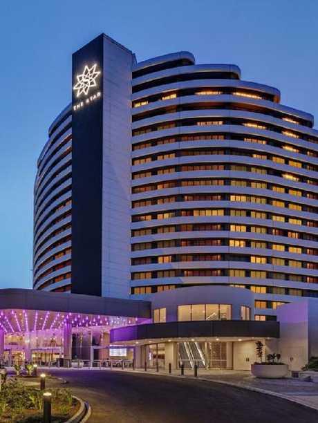 The Star Gold Coast Casino.