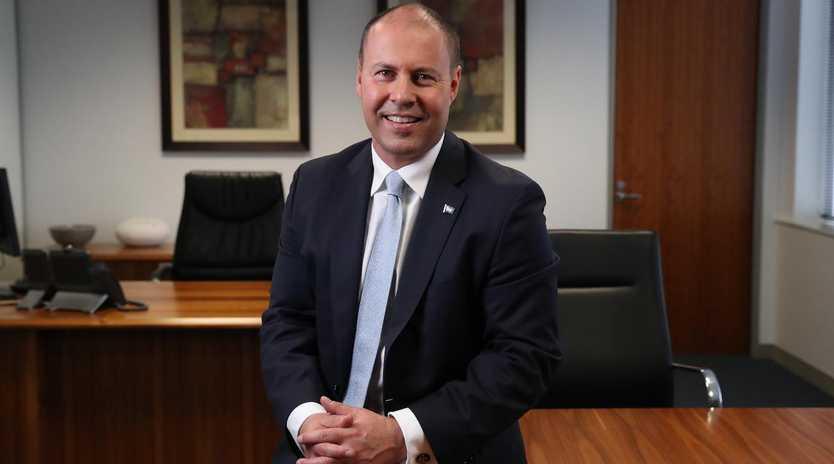 Treasurer Josh Frydenberg will deliver his first Budget.