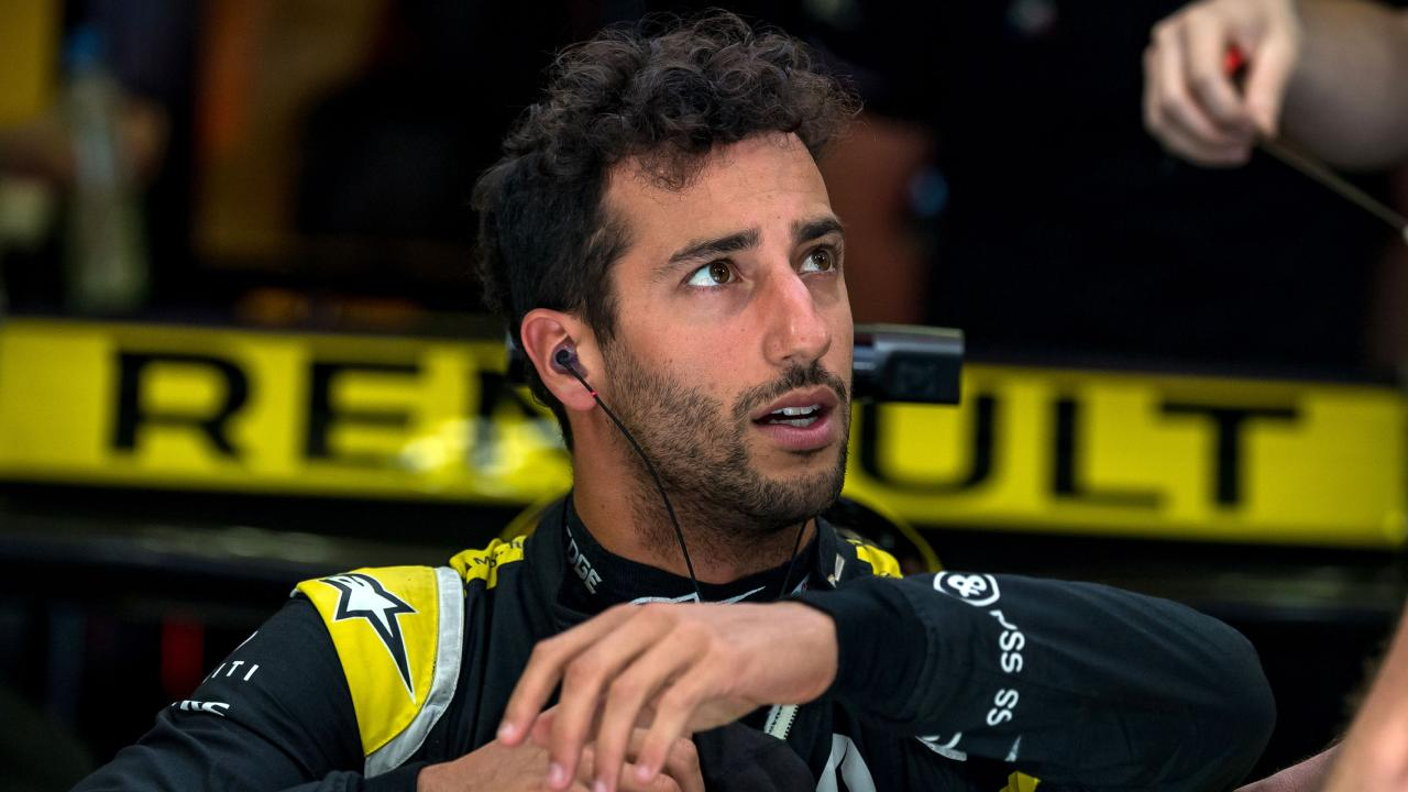 Nothing is going right for Daniel Ricciardo.