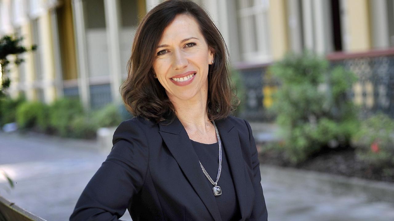 Brisbane Girls' Grammar School principal Jacinda Euler