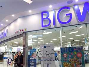 Big W is way better than Kmart