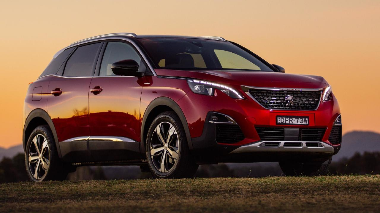 Peugeot 3008 (Allure grade pictured)