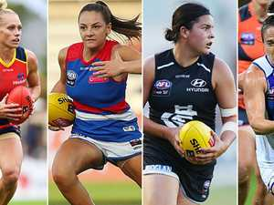 Top 20: Best AFLW players from 2019
