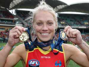 Phillips scoops top AFLW award