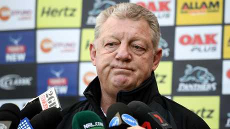 It's not like Gould doesn't have form for dumping coaches. Image: AAP Image/Joel Carrett