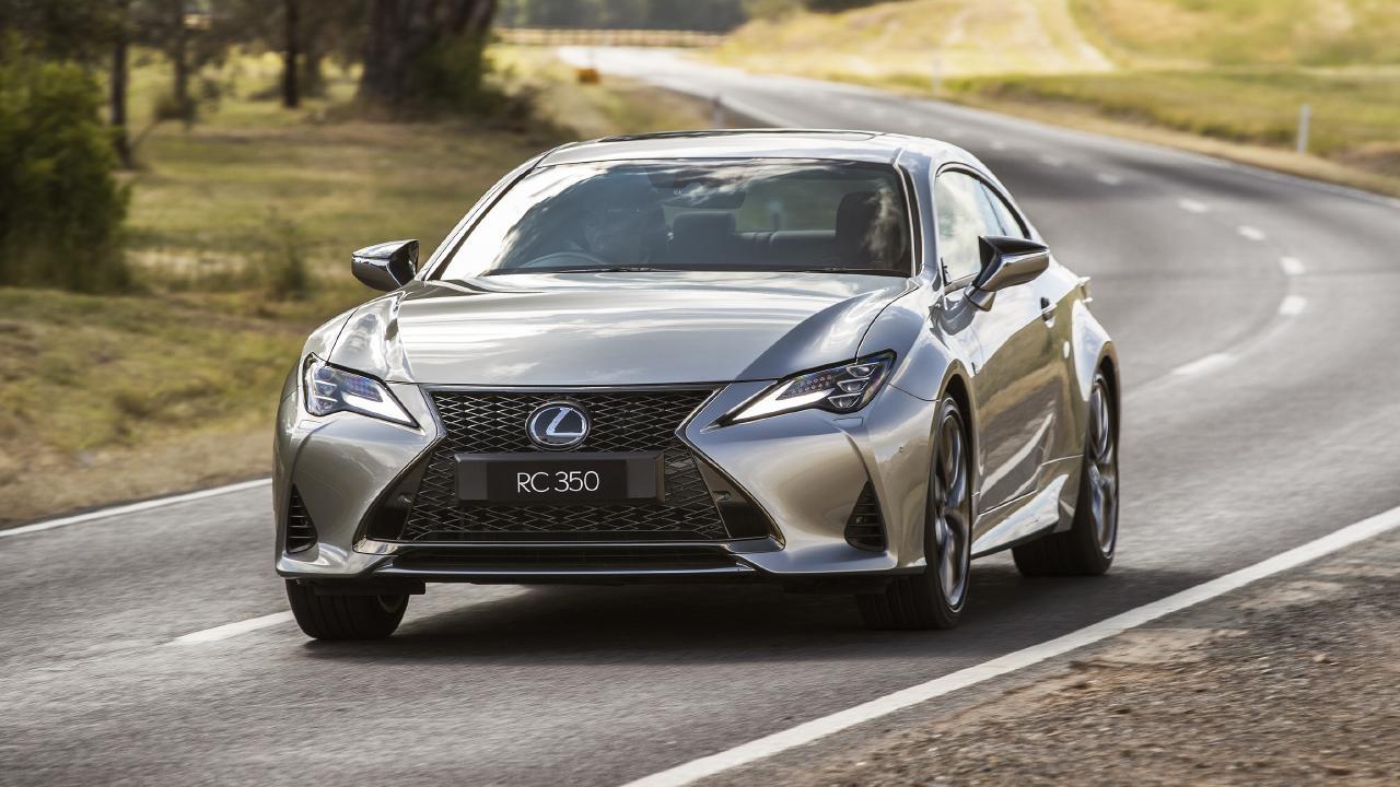 Rotor issue: Lexus RC owner awaits maker's solution for brake noise