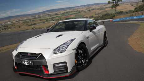 Nissan's GT-R is now backed by a five-year warranty.