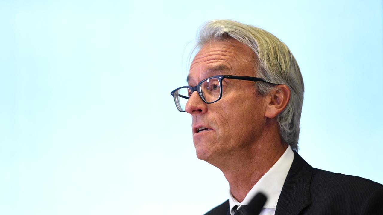 FFA CEO David Gallop. Picture: AAP