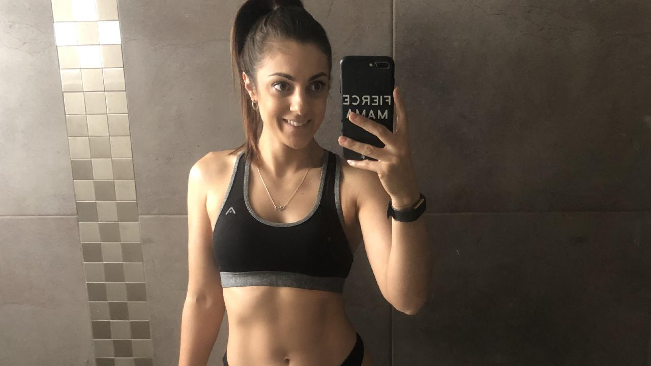Samara Syed, 30, lost an incredible 17kgs in just eight months.