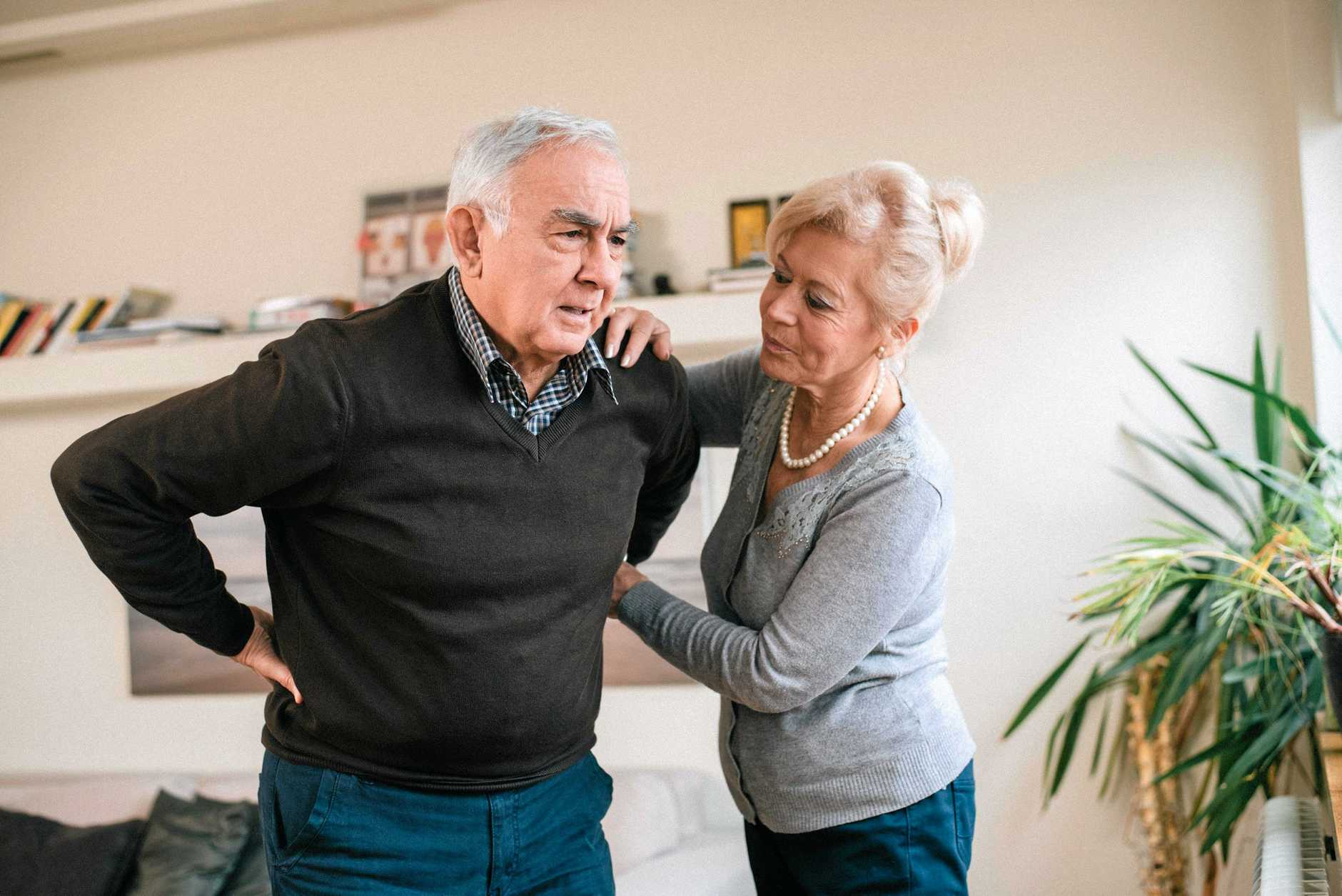 WAYS TO COPE: Back pain is an increasingly common problem many people face, with 70-90 per cent of Australians experiencing back pain at some point in their life.
