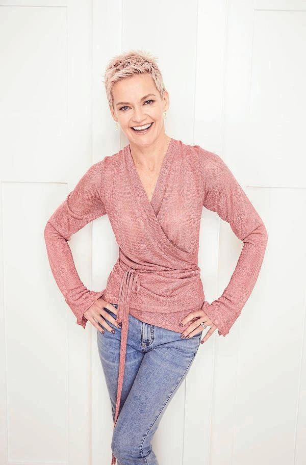 MEDIA IDENTITY: Jessica Rowe is in Toowoomba tonight to chat about her new book Diary of a Crap Housewife.