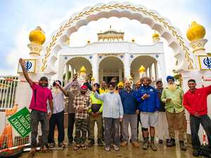 Two decades in planning, a new temple is complete
