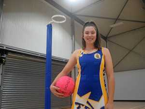 Chinchilla's Savannah nets a spot on South West netball team