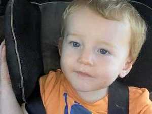 Killer dad who tortured son to death awaits punishment