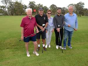 Third Age Golfers hitting off in fight against cancer