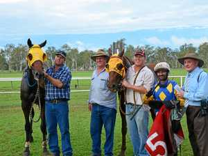 Murrays make their mark at Monto